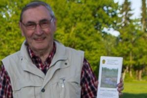Johann Behnke, Vorstand  Verein zum Schutz des Tävsmoor